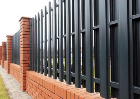 забор из евроштакетника цена в Калуге